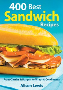 400 Best Sandwich Recipes