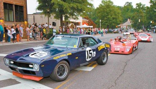 Legend of Motorsports Road Rally