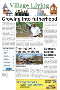 June 2011 Village Living Cover