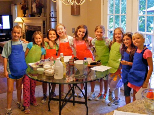 Cherokee Bend Cooking Club