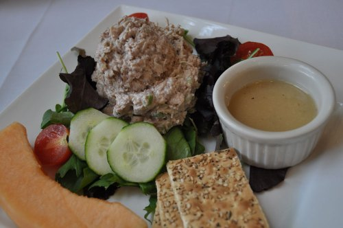 Gardens Cafe Chicken Salad